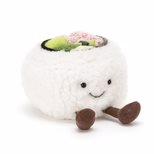 Jellycat Silly Sushi California, 10 CM