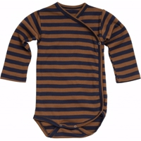 Minimalisma - Morris // Amber Blue Striped