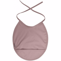 Mikk-Line - PU Bibs Short // Adobe Rose
