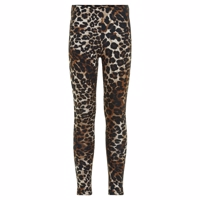 The New Paleo Leggings // Brown Leo