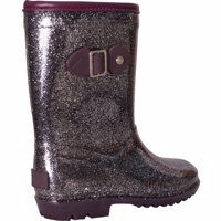 Mikk-Line - Wellies Glitter // Fudge
