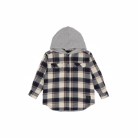 Soft Gallery - Emerson Shirt // Green Check
