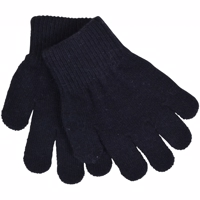 Magic Gloves, Knit, Black