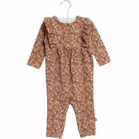 Wheat - Jumpsuit Kira // Caramel Flowers