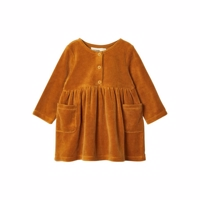 Lil' Atelier - BABY | Gila Sweat Dress // Cathay Spice