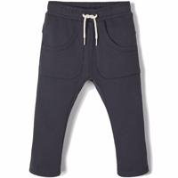 Lil' Atelier - MINI | Eamon sweatpants // Blue Graphite