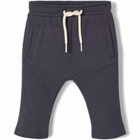 Lil' Atelier - BABY |  Eamon sweatpants // Blue Graphite