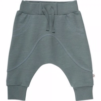 Muesli Slub sweatpants boy  - Dream green
