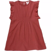 Muesli Woven dress - Dream rose