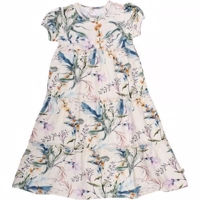Muesli Spicy botany layer dress - Cream