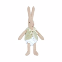 Maileg - Micro Rabbit with west