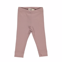 MarMar, Modal Leggings // Rose Nut