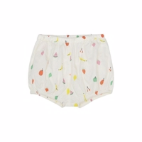 Soft Gallery Pip Bloomers - Pristine, AOP Fruity