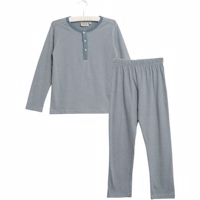WHEAT - Boy Pajamas Rib LS