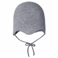 MP Cassidy Baby Bonnet, Grey