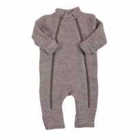 Joha - Jumpsuit 2 in 1 (uld) // Sesame