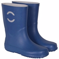Mikk-Line Wellies Solid, Dark Blue
