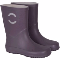 Mikk-Line Wellies Solid, Flint (Purple)