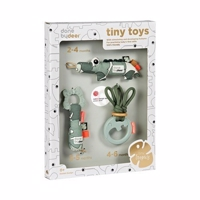 Done by Deer - Tiny Toys gift box Tiny Tropic Green
