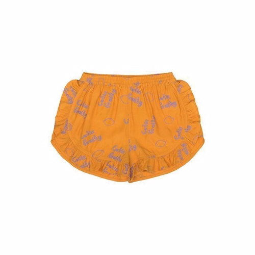 Soft Gallery Dusty Shorts - Sunflower, AOP Lemon