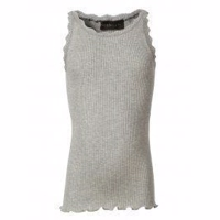 Rosemunde Lace Top For Girls Grey