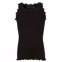 Rosemunde Lace Top For Girls Black
