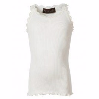 Rosemunde Lace Top For Girls White