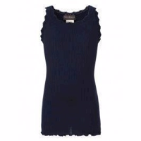 Rosemunde Lace Top For Girls Blue