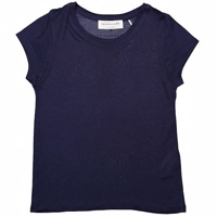 Rosemunde T-shirt - Dark Blue