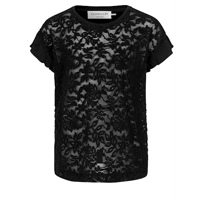 Rosemunde T-shirt - Black