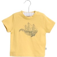 Wheat, T-shirt Whale