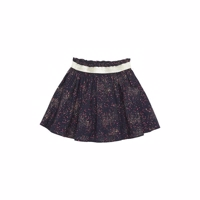 Soft Gallery - Maria Skirt, Black Iris Sprinkle