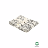Soft Gallery - muslin 3 pak owl cream