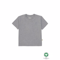 Soft Gallery Asger T-shirt, Grey Melange