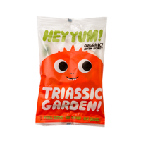 HEY YUM Triassic Garden