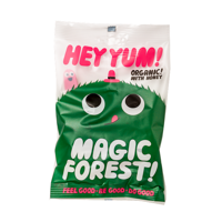 HEY YUM Magic Forest! Grøn