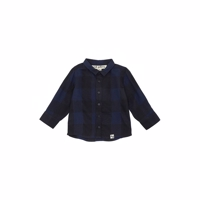 Soft Gallery - Baby Severin Shirt - blues overdye