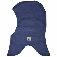 Wool Fullface, Solid Windstop, Ensign Blue str. 5-6
