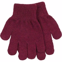Magic Gloves, Knit, Fig