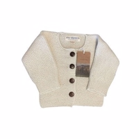 MyAlpacha Cardigan RICO 10 off white