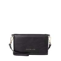 Rosemunde Clutch/Pung - Black Gold