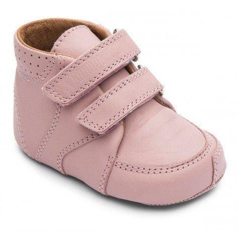d8d2dd308331 Bundgaard Prewalker Velcro Old Rose - Køb online - Titteboo