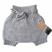 My Alpaca Bloomers shorts 12- lysgrå