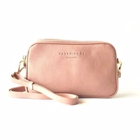 Rosemunde Clutch - Misty Rose taske