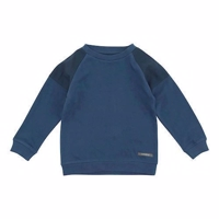 Loudly Jackson Blue sweatshirt