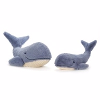 Jelly Cat - Wilbur Whale Small