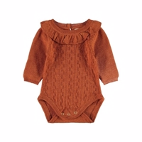 Lil' Atelier - BABY | Esma body i uld // Ginger Bread