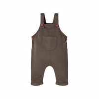 Lil' Atelier - BABY | London Sweat Overalls // Raven