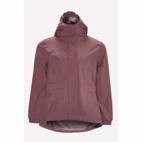 Little Runa Rain Jacket - Dusty Purple (1-6 år)