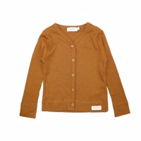 MarMar - Cardigan LS Modal // Leather